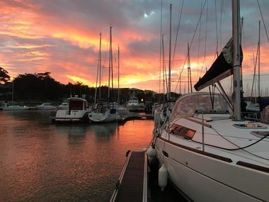 Nuit insolite bateau St Gilles Croix de Vie