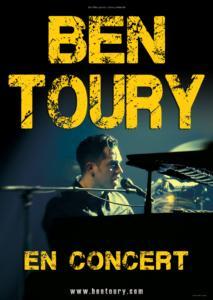 Affiche-Ben-Toury-10X15-213x300