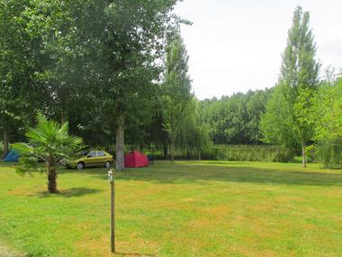Camping de la Jamoniere (Terrains)