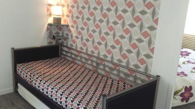 Chambre 2 avec lits gigognes HULIN
