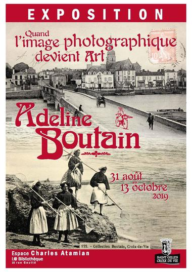 Expo Adeline Boutain