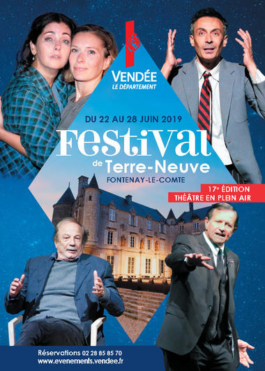 Festival de théâtre de Terre-Neuve 2019