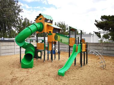 Aire de jeux pour enfants-La Plage (6)