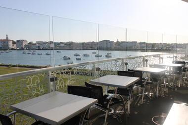 Terrasse panoramique - Restaurant le QG