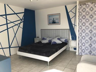 """Chambre """"Le Phare Bleu"""""""