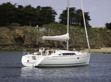 Location bateau voilier Atlantique Vendée St Gilles Croix de Vie Océanis 34