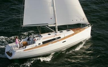Location bateau voilier Atlantique Vendée St Gilles Croix de Vie Océanis 37