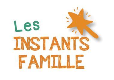 Logo Les Instants Famille
