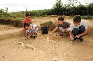 Prehisto_site_fouilles