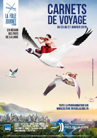 Programme - La Folle Journée de Nantes 2019 en région de Pays de La Loire - Fontenay-le-Comte-1