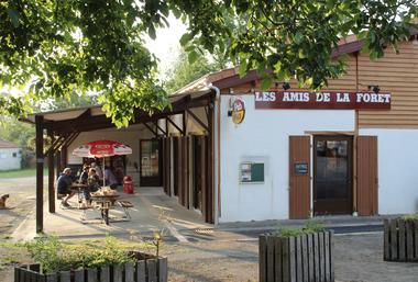 Terrasse Les Amis de la Forêt (1)