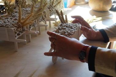 atelier fleurs séchées AIZENAY