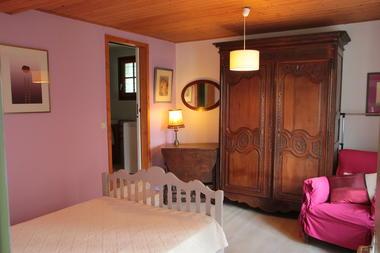 chambre sud Gite du Fonteneau Commequiers
