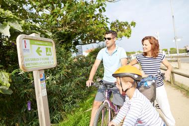 circuits vélos pays de saint gilles croix de vie