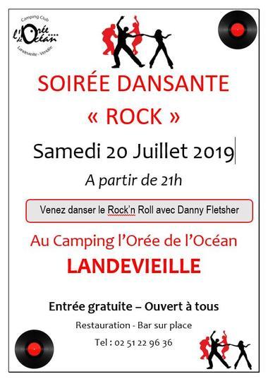 danny fletscher concert rock 20 07 2019