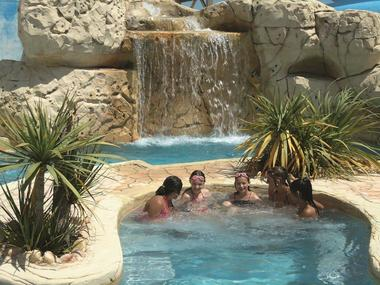 jacuzzi camping Europa