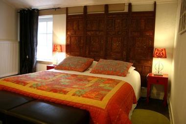 la chambre avec lit 160 le rétro