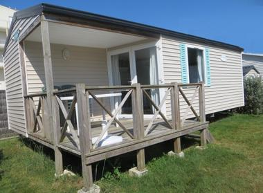 location mobil-home au camping La Padrelle