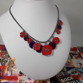 lol-collier-coquelicot-marine-et-rouge-la-feerie-des-perles