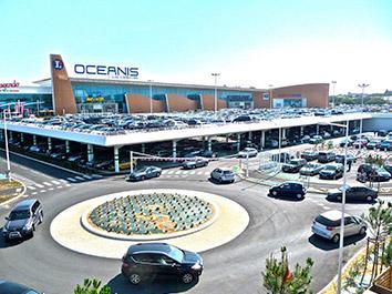 parc commercial océanis