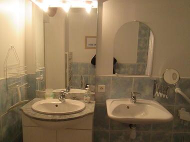 salle de douche le carabi