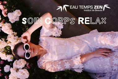 soin corps relax EAU TEMPS ZEN