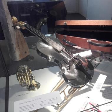 violon inox
