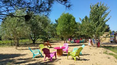 labyrinthe en délire- parc de loisirs-Vendée