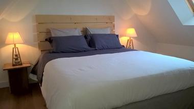 Le Jeloux Chambres du Manoir de Kerhel - Locoal Mendon