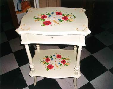 Monique LUBIATO - Peinture décorative