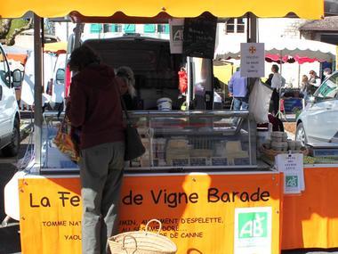 Earl de Vigne Barade
