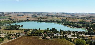 Lac Beaumont de Lomagne