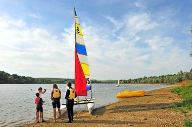 Camping du Lac de Bairon - Base de loisirs