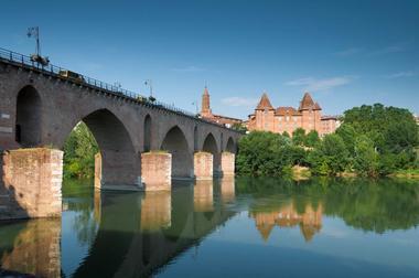 Le Pont Vieux de Montauban