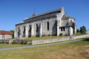 Aouste église