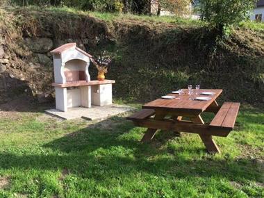 Appartement à Gestiès (barbecue)