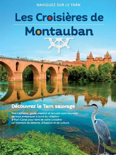 Balade sur le Tarn Les Croisières de Montauban
