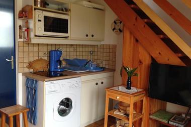 Clévacances - Meublé 56MS1433 - Erdeven - Morbihan Bretagne Sud