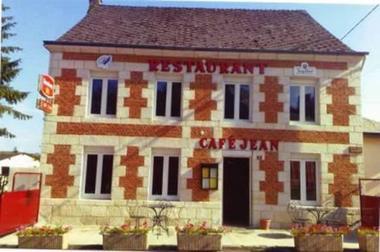façade restaurant