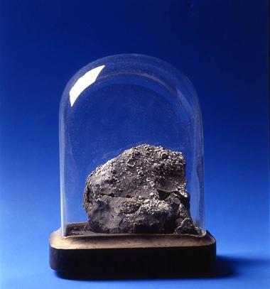 Meteorite musee d'histoire naturelle Victor Brun -  Musée - Montauban - Visiter Montauban - Découvrir Montauban