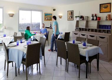 Restaurant La Voile Bleue Erdeven Morbihan Sud
