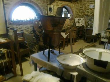 Musée du linge Robert Bucheler
