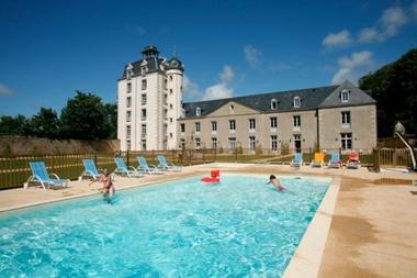Odalys vacances château de Keraveon Morbihan Bretagne Sud n°1