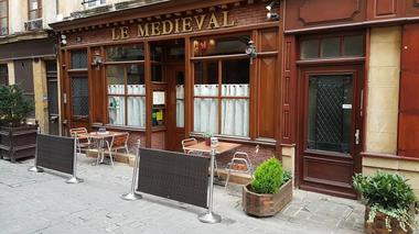 "Restaurant Sedan ""Le Médiéval"""