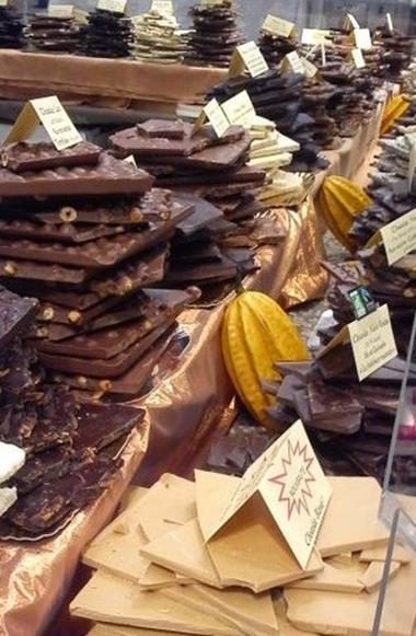 chocolat alliot