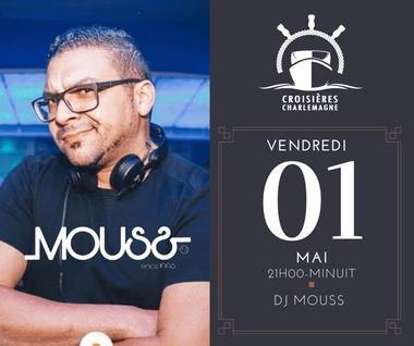 Soirée DJ Mouss