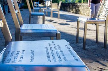 Les chaises-poèmes d'Arthur Rimbaud