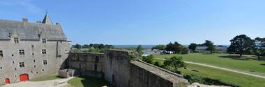 Domaine de Suscinio - Sarzeau - Morbihan - Bretagne Sud-05