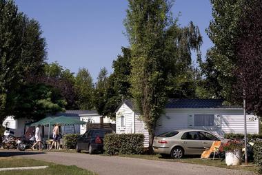 Camping Le Lomagnol - Mobil-home - Beaumont-de-Lomagne - Tourisme Tarn-et-Garonne