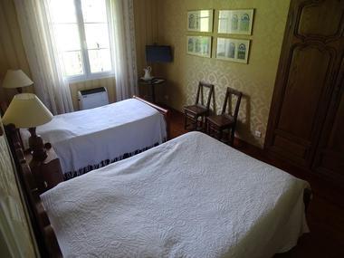 Chambres d'Hôtes n°9948 - Chambre Glycine